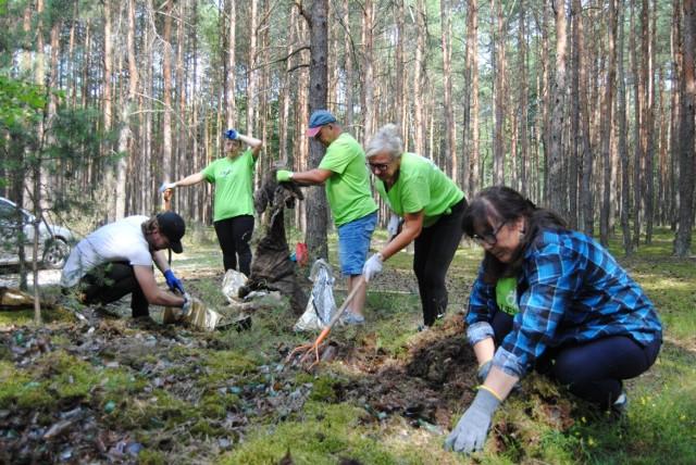 Akcja Antywysypisko w Kurnosie I (gmina Bełchatów)