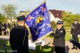 Święto OSP Chłapowo (maj 2018). Strażacy na 135. urodziny jednostki otrzymali zupełnie nowy sztandar | ZDJĘCIA