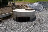 Jastrzębie: przebudowano kanalizację na ulicy Matejki. Mieszkańcy mogą spać spokojnie? Dotychczas woda podmywała ich domy