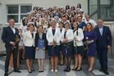 """""""Czepkowanie"""", czyli uroczyste pasowanie absolwentów pielęgniarstwa UPZ"""