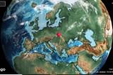 Gdzie byłby Nowy Sącz 600 milionów lat temu? Na oceanie! Zobacz mapy Ancient Earth Tool sprzed milionów lat [ZDJĘCIA]