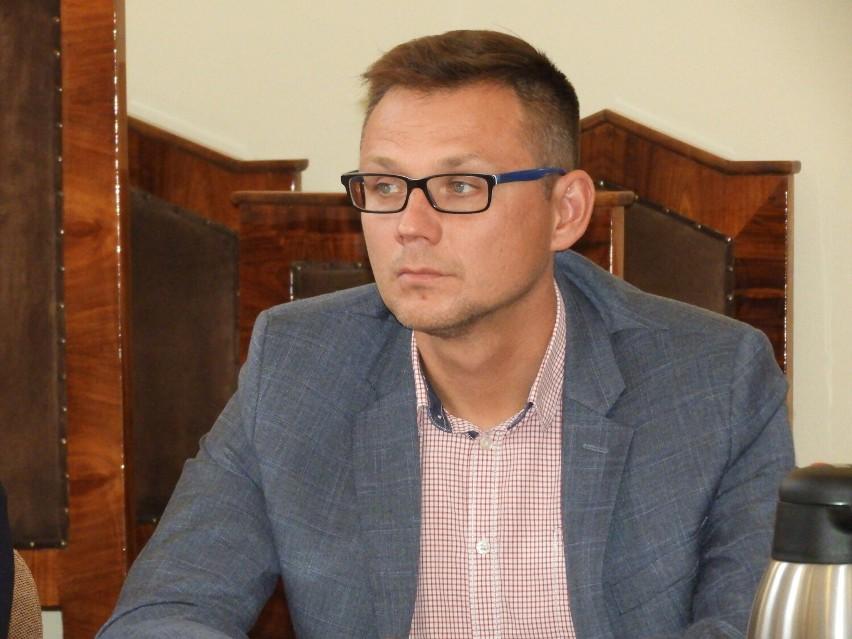 Współautor interpelacji Marcin Leśniak nie ukrywa...