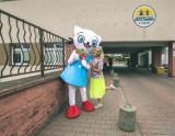 Nietypowy gość Uniwersyteckiego Szpitala Dziecięcego w Lublinie. Zobacz, kto odwiedził małych pacjentów!