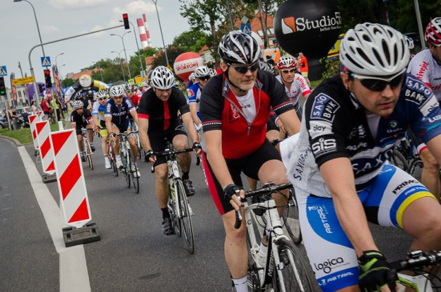 Colnago Lang Team Race: kolarski wyścig amatorów.