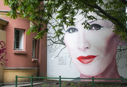 Mural Kora Warszawa Gdzie