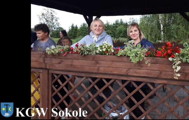 W Sokolu nadal chcą dbać o wygląd sołectwa. W planach jest bowiem zakup donic, sadzonek kwiatów i krzewów.