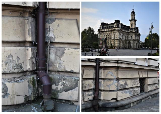 Poprzednie władze przygotowały dokumentacje dotyczącą remontu ratusza i płyty rynku