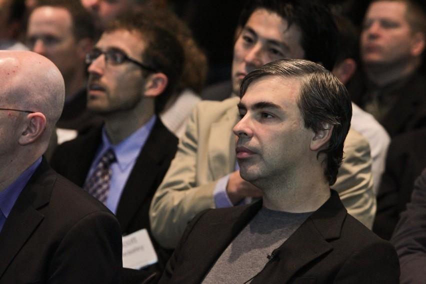 8. Larry Page, 91,5 mld dol.Amerykański programista,...