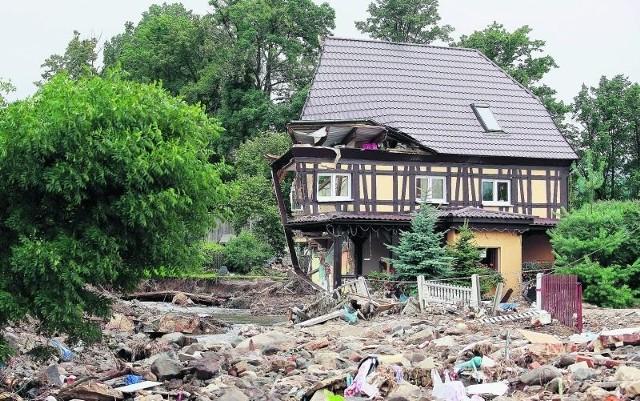 Wyburzenie domów przysłupowych byłoby wielką stratą dla Bogatyni
