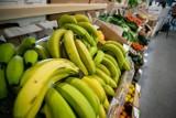 19 kilogramów kokainy było ukrytych w bananach w sklepie Biedronka