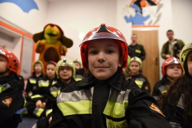 """W Toruniu otwarto salę edukacyjną """"Ognik"""" [ZDJĘCIA]"""