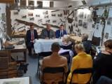 Spotkanie z posłem PiS w Goleniowie. Zainteresowanie żadne