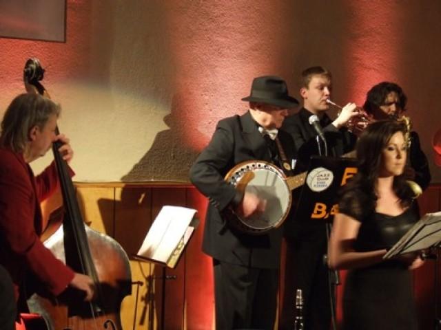 Nowy Dwór Gdański. Jazz Band Fila