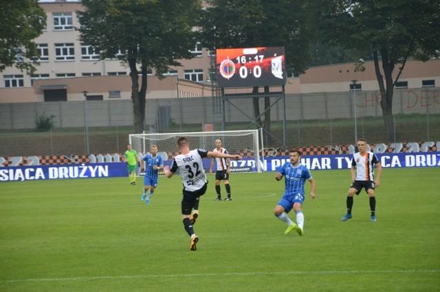 Lech Poznań wygrał z pierwszoligowcem Chrobrym Głogów 2:0 (bramki Gytkjaer 75 i Skrzypczak 84) i awansował do 1/16 finału Totolotek Pucharu Polski. Zrobił w Głogowie to co do niego należało, ale spotkanie odmienił dopiero w drugiej połowie Amaral.