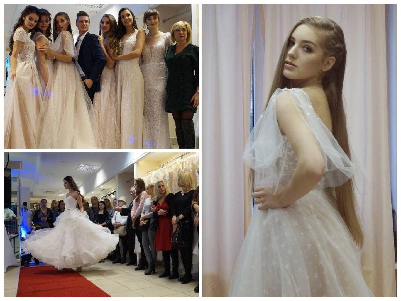 f1d98f6e41 Pokaz kolekcji 2019 - to będzie modne! Mikołajki w salonie sukien ślubnych  Celebrity Boutique Białystok (zdjęcia)