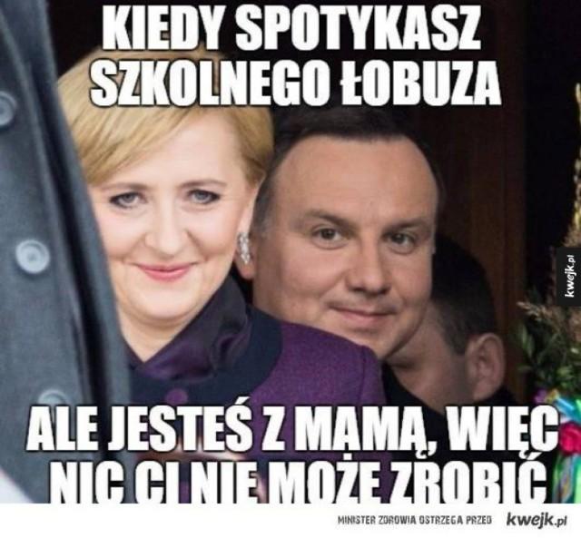 30 listopada przypadają imieniny Andrzeja. Jednym z solenizantów jest prezydent RP Andrzej Duda.   Zobacz najlepsze memy z głową państwa w roli głównej ----->