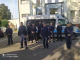 Młodzi policjanci na ulicach Goleniowa (i nie tylko)