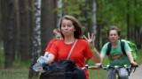 Otwarcie ścieżki rowerowej Toruń - Złotoria - Osiek [FOTOGALERIA]