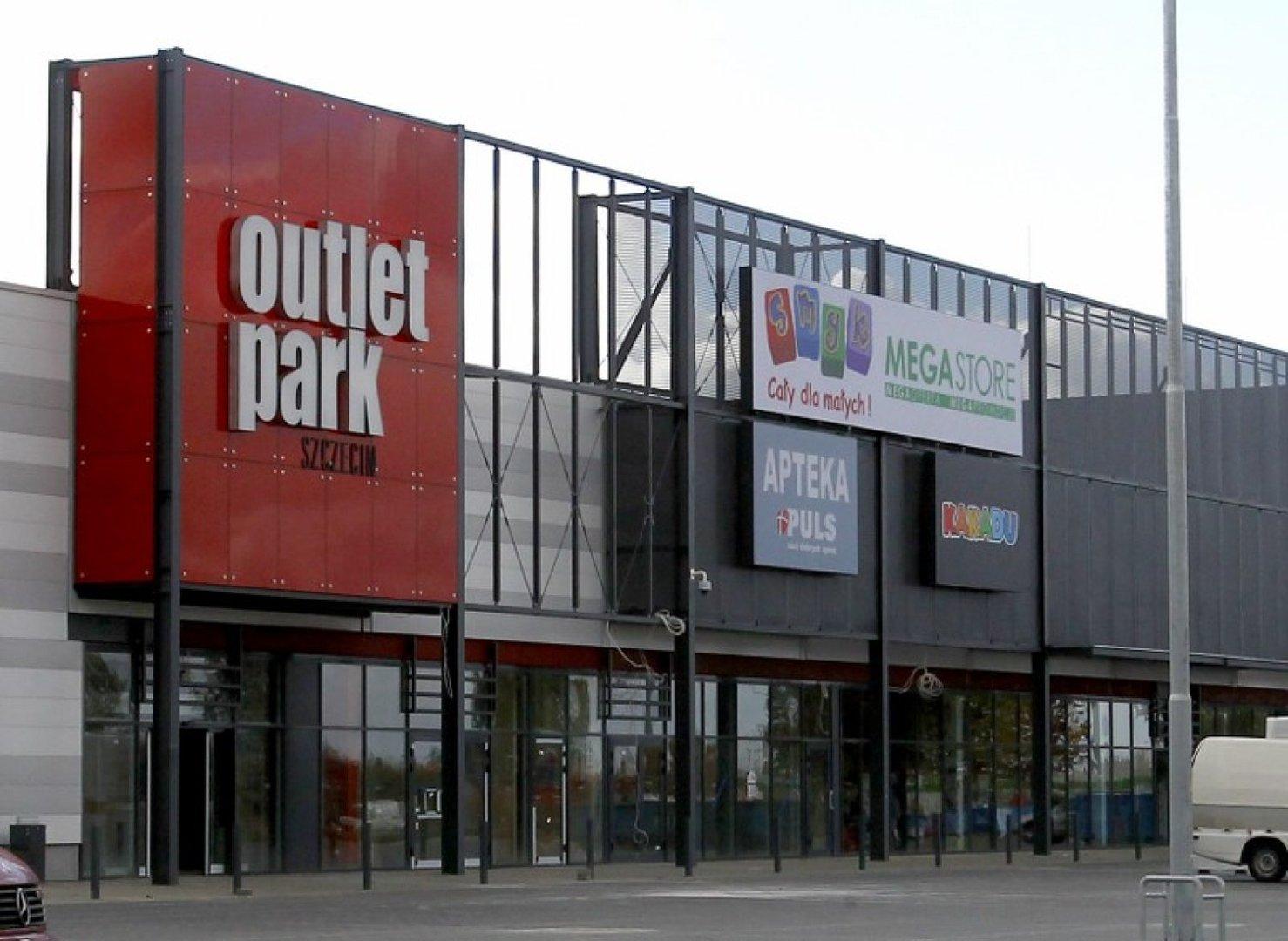 wholesale dealer 88f4a 140b3 Dziś otwarcie Outlet Park Szczecin