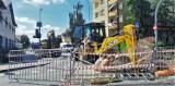 Uwaga! Ulica Kurasia w Tarnobrzegu zamknięta od 9 do 11 sierpnia. Trwa usuwanie awarii