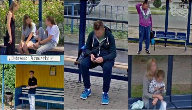 Co robimy najczęściej na przystankach w Bydgoszczy? Jak sądzicie?