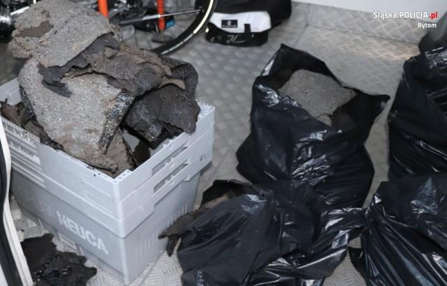 Bytom: wyrzucał odpady na nieużytkach, a teraz stanie przed sądem