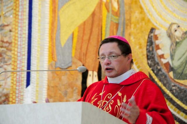 Biskup Grzegorz Ryś, nowy metropolita łódzki