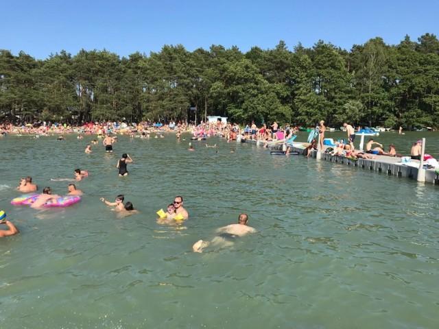 Co roku w rankingach najczystszych jezior jest jezioro Lubikowskie. Jak będzie w tym roku?