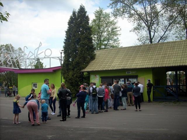 Wesołe Miasteczko, Chorzów: Otwarcie 2014
