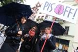 """""""Czarny Wtorek"""". W Toruniu kobiety znowu protestowały [ZDJĘCIA]"""