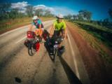 Przejechać z Australii do Kurnosa Drugiego na rowerze? Oni udowodnili że to możliwe [ZDJĘCIA]