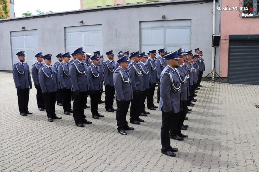 Święto będzińskich policjantów Zobacz kolejne...