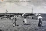 100 lat temu na plaży w Darłówku. Bałtyk... Czy się zmienił? ZDJĘCIA