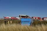 Wypadek autokaru z Żabnicy koło Tczewa. Jedna osoba nadal jest w szpitalu. Pozostałych uczestników wypadku czeka długa rehabilitacja