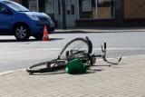 Wypadek na ulicy Wrocławskiej w Legnicy [ZDJĘCIA]