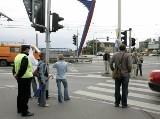 """Nowy Sącz: policyjna akcja """"Niechronieni uczestnicy ruchu drogowego"""""""