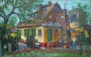 Obraz z Kolekcji Stanisława Gerarda Trefonia