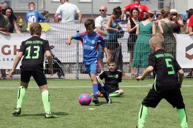 KGHM Kids Cup Orlików i Żaków w Piłce Nożnej