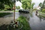Wypadek motocyklisty w Mysłowicach: Zginął, bo jechał za szybko? [FOTO]