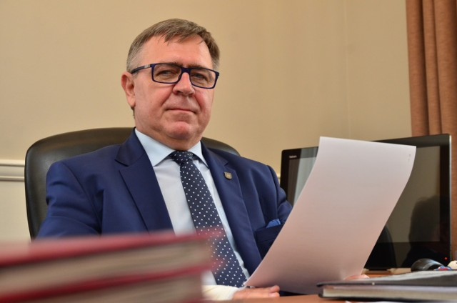 Starosta Jan Grabkowski zaprasza na dożynki wszystkich mieszkańców nie tylko powiatu poznańskiego.