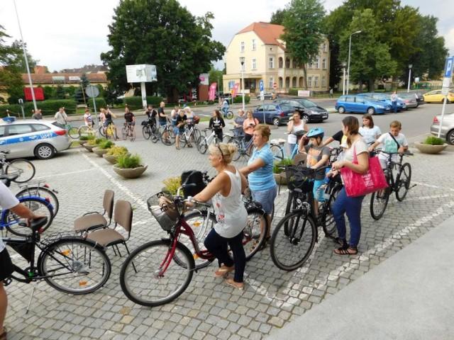 Piła: znakowanie rowerów