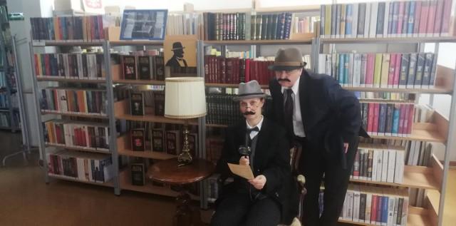 Bohaterowie literaccy zagościli w filiach konińskiej biblioteki
