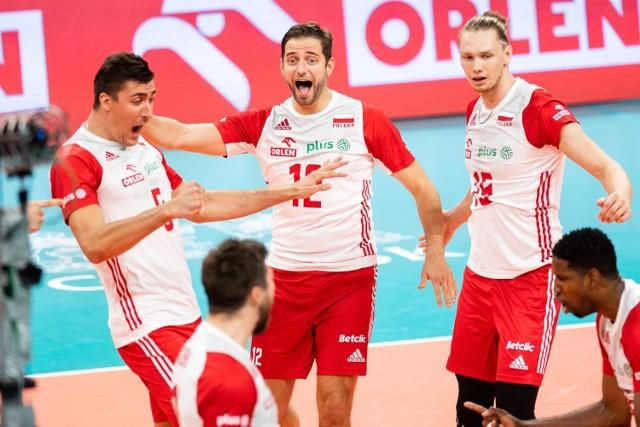 Siatkarze reprezentacji Polski nadspodziewanie gładko wygrali z Rosjanami w ćwierćfinale mistrzostw Europy