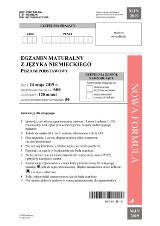 Matura 2019 NIEMIECKI - co było na maturze z j. niemieckiego podstawa Odpowiedzi, Arkusz CKE 14 05