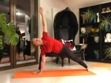 Małgorzata Potocka, dyrektor teatru w Radomiu od lat ćwiczy jogę. Trenowała także z buddyjskim mnichem