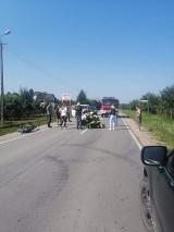 Funkcjonariuszka Aresztu Śledczego w Grójcu uratowała życie rowerzyście, który leżał na drodze i nie oddychał