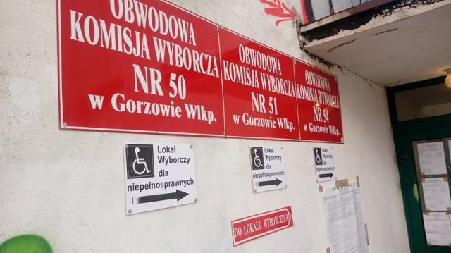 Wybory samorządowe 2018 Gorzów Wielkopolski. We wszystkich lokalach głosowanie zaczęło się o 7 rano.