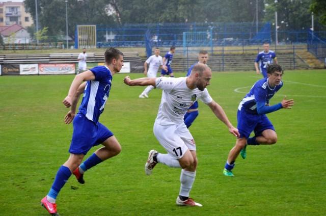 Piłkarze Lechii Zielona Góra wygrali drugi mecz w sezonie 2021/22.