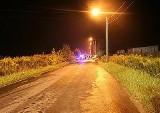 Tragiczny wypadek na ulicy Nowotki w Czeladzi. Kierowca zginął na miejscu [ZDJĘCIA]