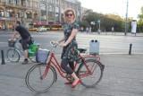 Stylowi rowerzyści na ulicach polskich miast. To się nazywa jazda [zdjęcia]
